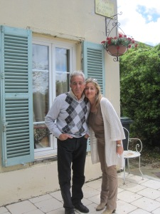 Carole and Hubert Biancalana of Le Domaine de Manon